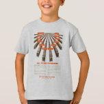Pennsylvania Railroads East - West  Now all Diesel T-Shirt