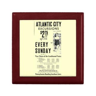 Pennsylvania Reading Seashore Lines 1962 Gift Box