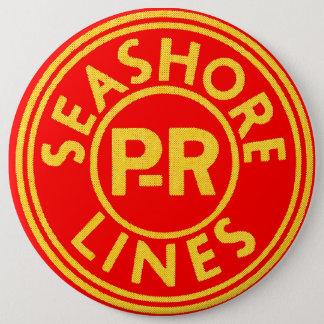 Pennsylvania Reading Seashore Lines Logo Button