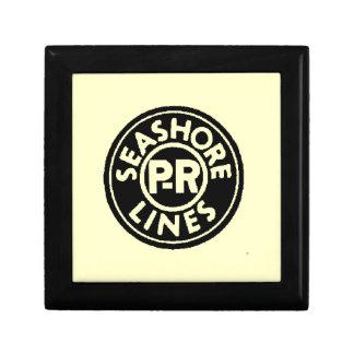 Pennsylvania Reading Seashore Lines Logo Gift Box