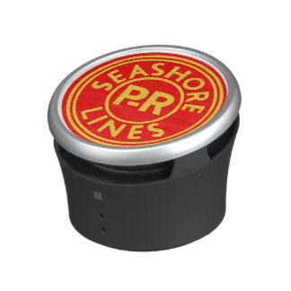 Pennsylvania Reading Seashore Lines Logo Speaker