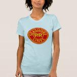 Pennsylvania Reading Seashore Lines Logo T-Shirt
