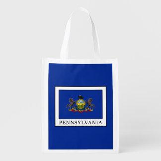 Pennsylvania Reusable Grocery Bag