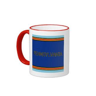 Pennsylvania Ringer Coffee Mug
