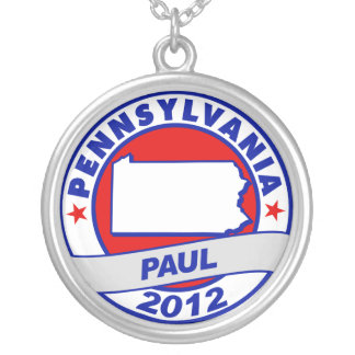 Pennsylvania Ron Paul Necklaces