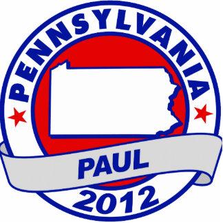 Pennsylvania Ron Paul Acrylic Cut Outs