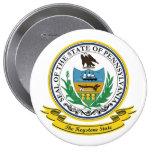 Pennsylvania Seal Pinback Button