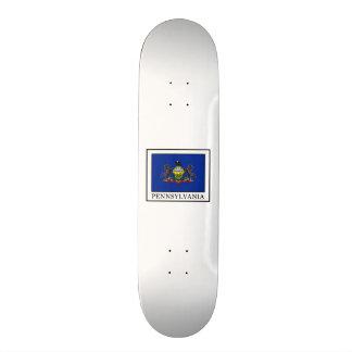 Pennsylvania Skateboard Deck