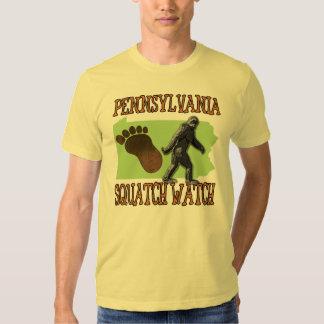 Pennsylvania Squatch Watch Tee Shirt