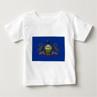Pennsylvania State Flag Baby T-Shirt