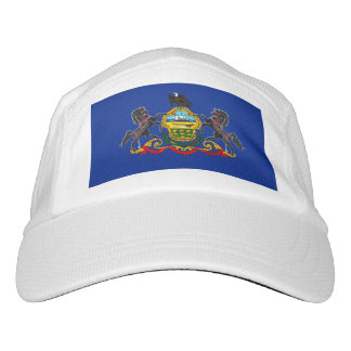 Pennsylvania State Flag Design Headsweats Hat
