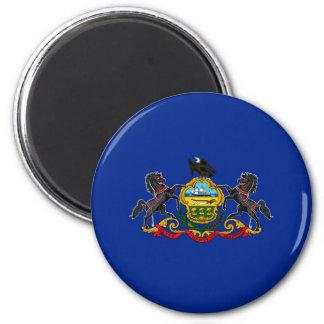 Pennsylvania State Flag Design Magnet