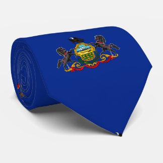 Pennsylvania State Flag Design Tie