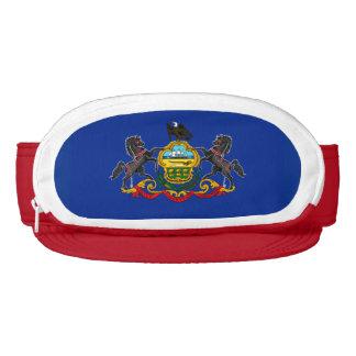Pennsylvania State Flag Design Visor