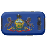 Pennsylvania State Flag Galaxy S3 Covers
