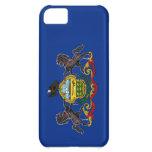 Pennsylvania State Flag iPhone 5C Cases