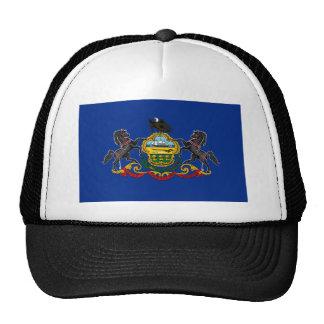 Pennsylvania State Flag Trucker Hat