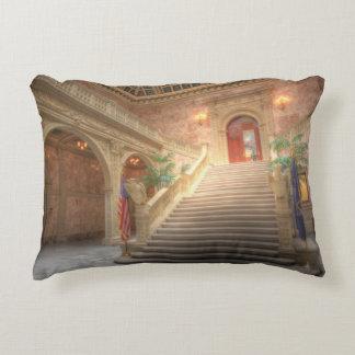 Pennsylvania State Matthew J. Ryan Building Decorative Pillow