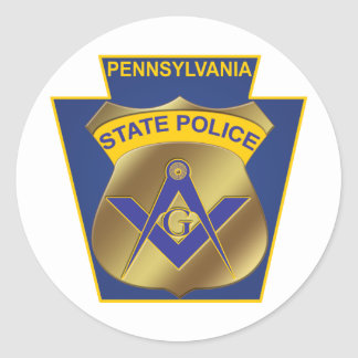 Pennsylvania State Police Stickers