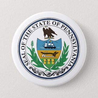Pennsylvania State Seal - Pinback Button