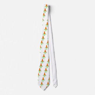 Pennsylvania State Tree Neck Tie