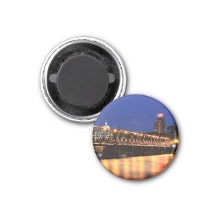 Pennsylvania State Walnut Street Bridge Magnet