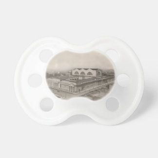Pennsylvania Station New York 1912 Pacifier