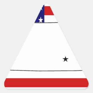 Pennsylvania Triangle Sticker
