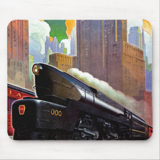 Pennsylvania Train by Unknown Mouse Pad