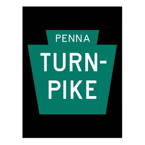 Pennsylvania Turnpike Postcard