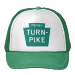 Pennsylvania Turnpike Trucker Hat