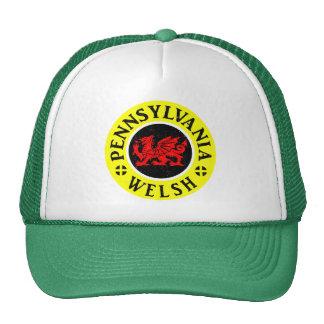 Pennsylvania Welsh American Trucker Hat