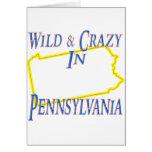 Pennsylvania - Wild and Crazy Cards