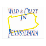 Pennsylvania - Wild and Crazy Post Cards