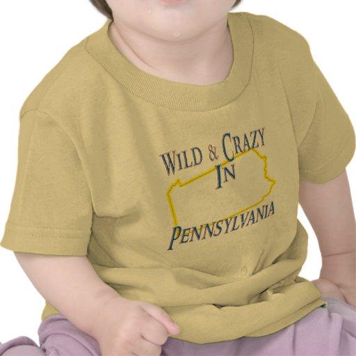 Pennsylvania - Wild and Crazy Tees
