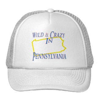 Pennsylvania - Wild and Crazy Trucker Hat