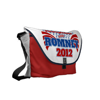 Pennsylvania with Romney 2012 Commuter Bags