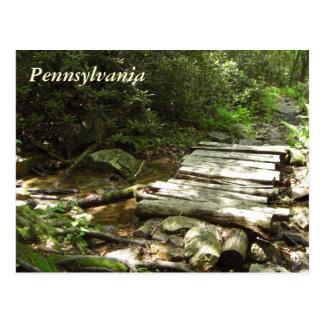 Pennsylvania Wooden Bridge Postcards