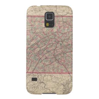 Pennsylvania y New Jersey 2 Carcasas Para Galaxy S5