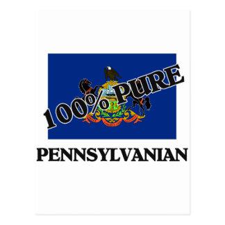 Pennsylvanian del 100 por ciento postal