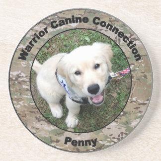 Penny Coaster