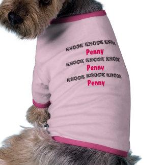 Penny? Dog Shirt
