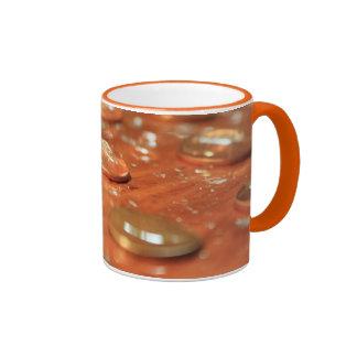 Penny Experiment Coffee Mugs