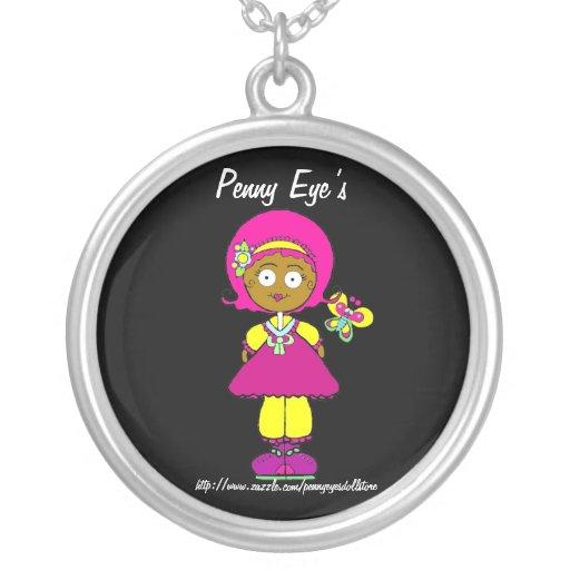 Penny Eye's  Necklace