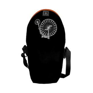 Penny-farthing2 Messenger Bag