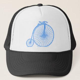 Penny Farthing - Baby Blue Trucker Hat