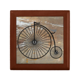 Penny Farthing Bicycle Box