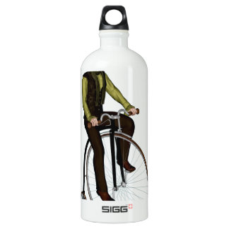 Penny Farthing Bicycle Water Bottle