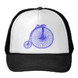 Penny Farthing - Blue Trucker Hat