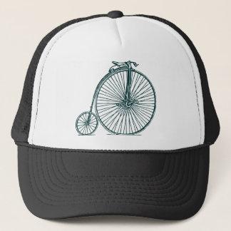 Penny Farthing - Dark Green Trucker Hat